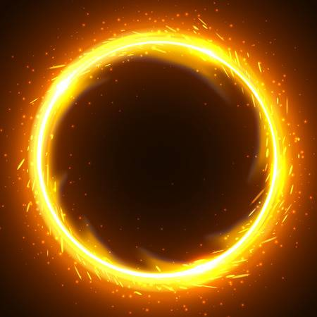 86155157-stock-vector-realistic-round-light-fire-flame-frame-vector-template-illustration-on-black-background