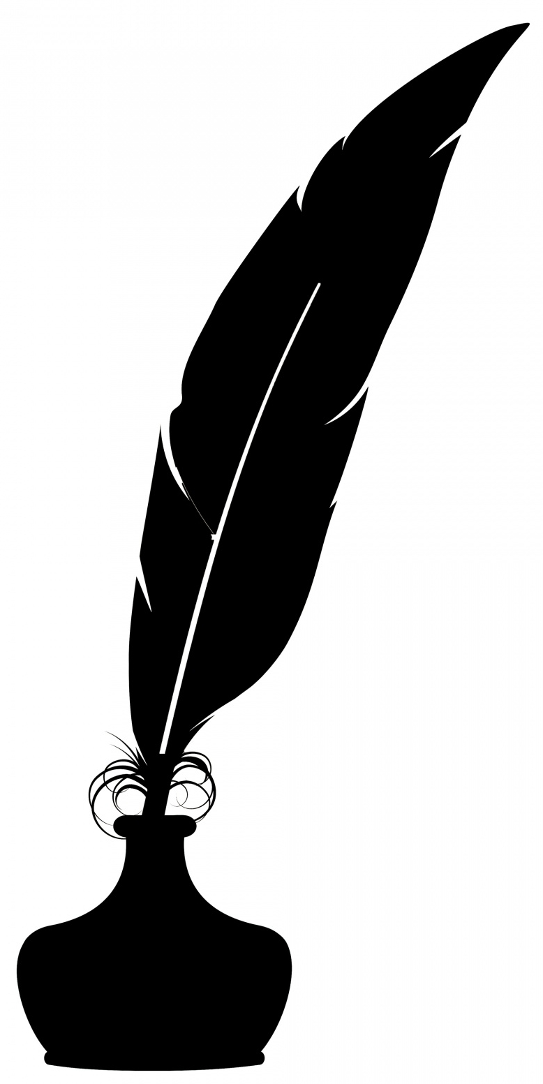 inkwell-feather-quill-clipart