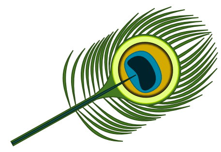 peacock-feather-inkscape